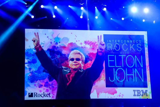 20160224193836 8735 IBM INTERCONNECT 2016 ELTON JOHN